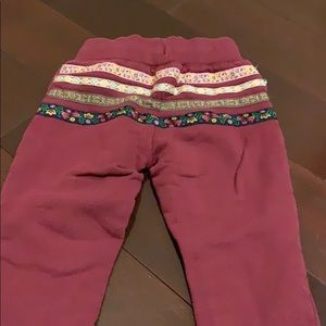 Hanna Anderson sweatpants size 90